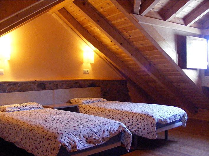 Casa Rural La Gándara - dormitorio doble