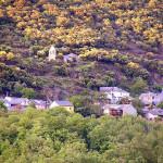 Vista de Labaniego en el Sardonal
