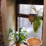 Detalle de la ventana del baño